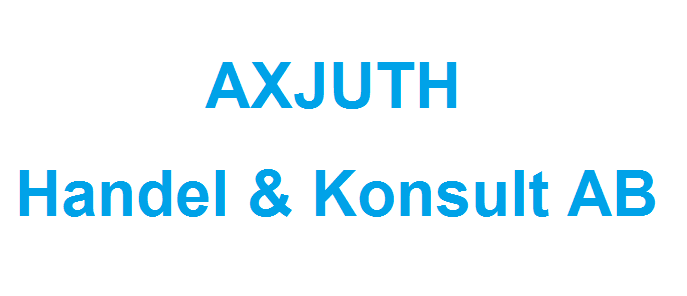 AXJUTH Handel & Konsult AB